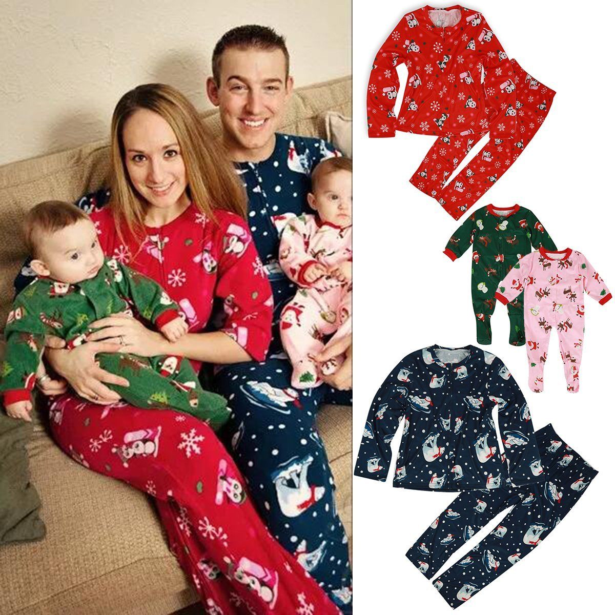 matching family christmas jumpers australia