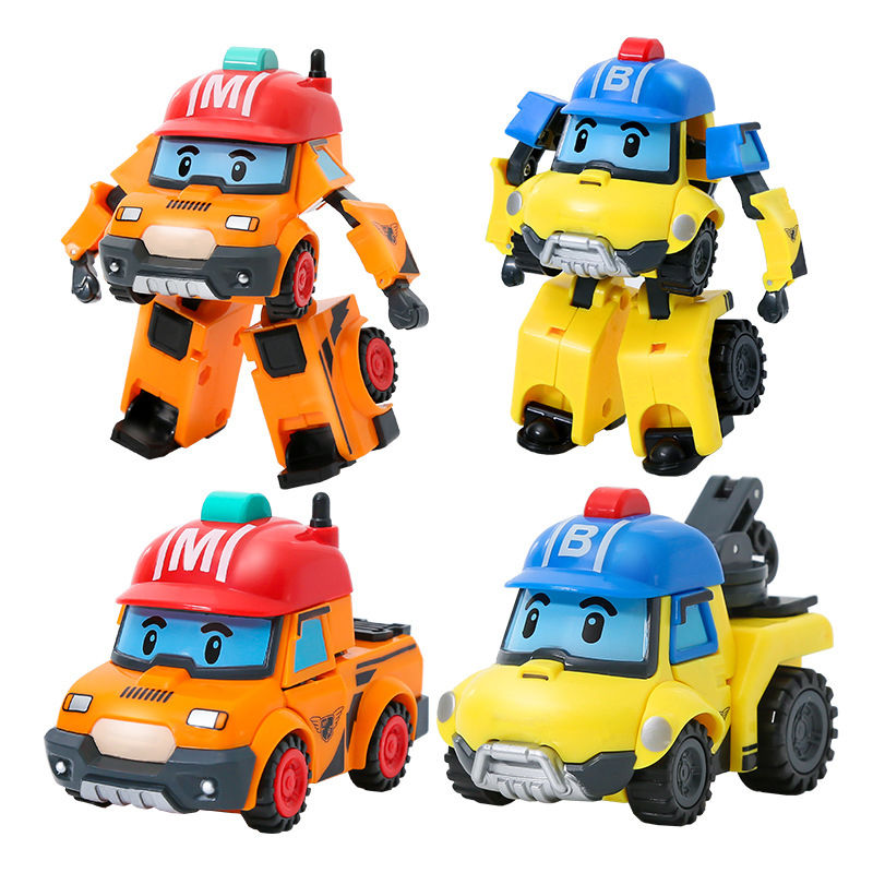 robocar poli transformation robot car toys south korea cartoon kids gift new ebay. Black Bedroom Furniture Sets. Home Design Ideas