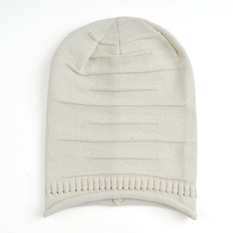 Unisex Men Women Knit Baggy Beanie Winter Hat Ski Slouchy Chic ...