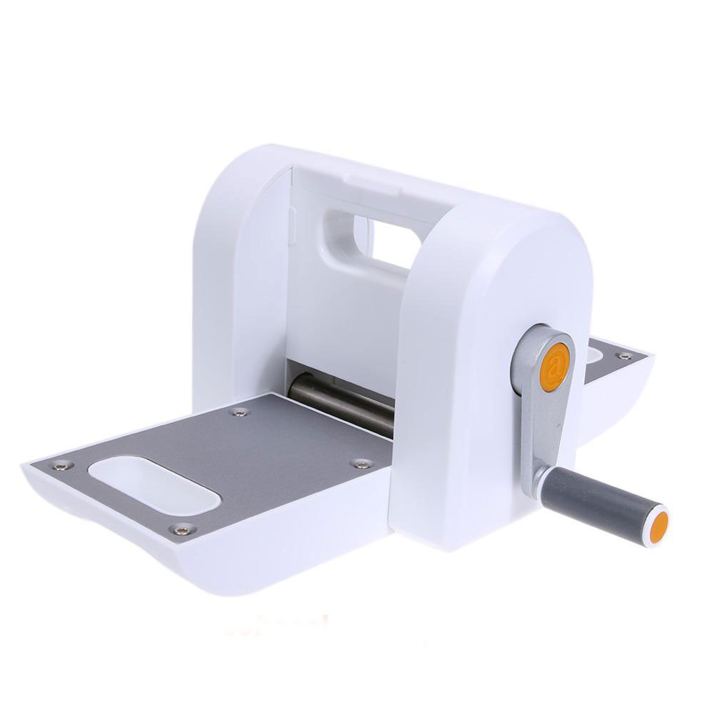 Diy dies cutting embossing machine scrapbooking cutter die for Craft die cutting machine