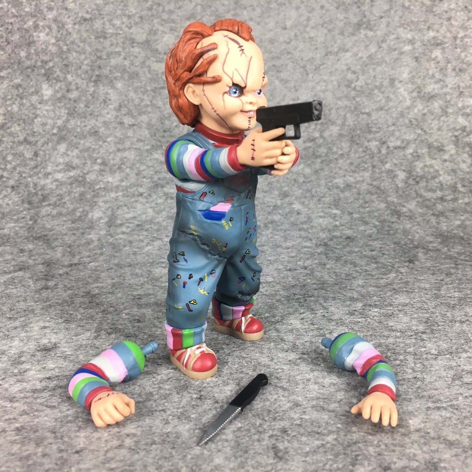 Toys R Us Chucky : Child s play chucky quot scale sneering good guy action
