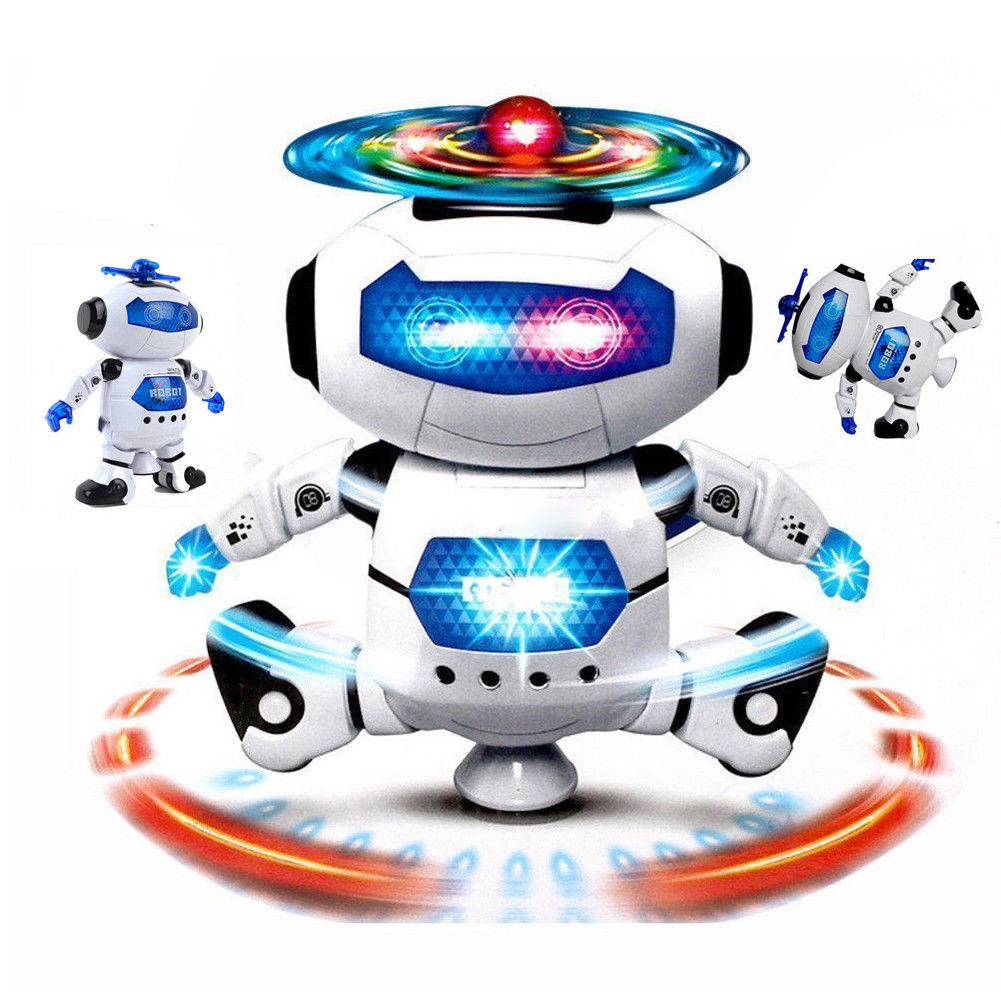 Toys For Age 7 : Toys for boys robot kids toddler year