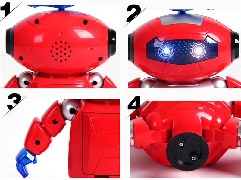 Cool Toys For Boys Age 7 : Toys for boys robot kids toddler year