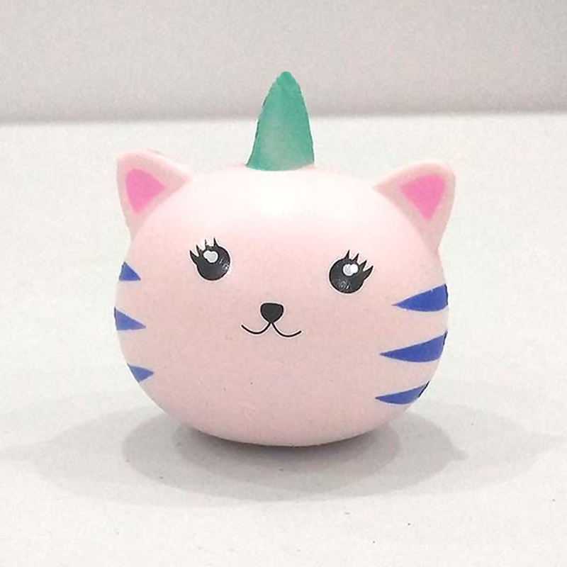 Squishy Cat Unicorn : Unicorn Cat Jumbo Slow Rising Squishy Scented Charms Squishy Squeeze Toy Collect eBay