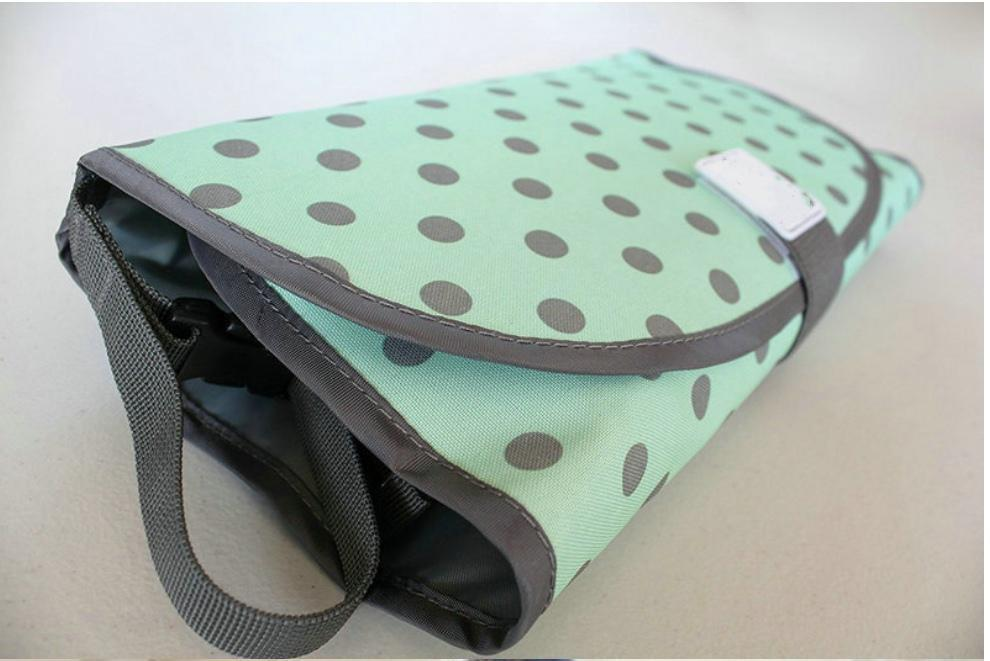 Us Clean Hands Changing Pad Portable Baby 3in1 Cover Mat