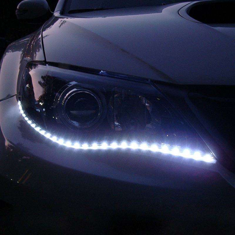 Waterproof 1pcs 30cm15 led car truck motors flexible strip light international buyers please note import duties taxes and charges are not included in the item price or shipping charges these charges are the buyers aloadofball Images