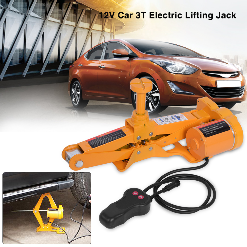 3ton Universal Capacity Car Suv Jack 12v Electric