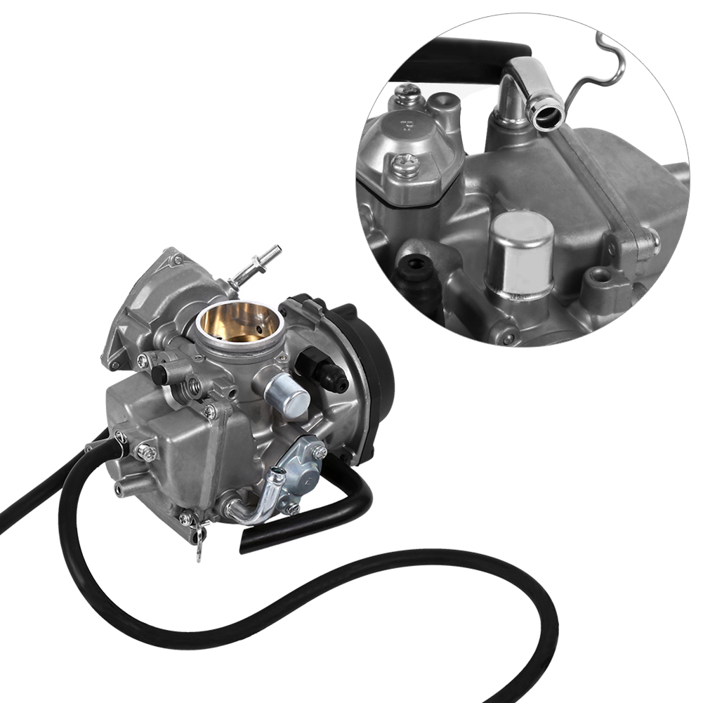 Yamaha Raptor  Air Fuel Mixture