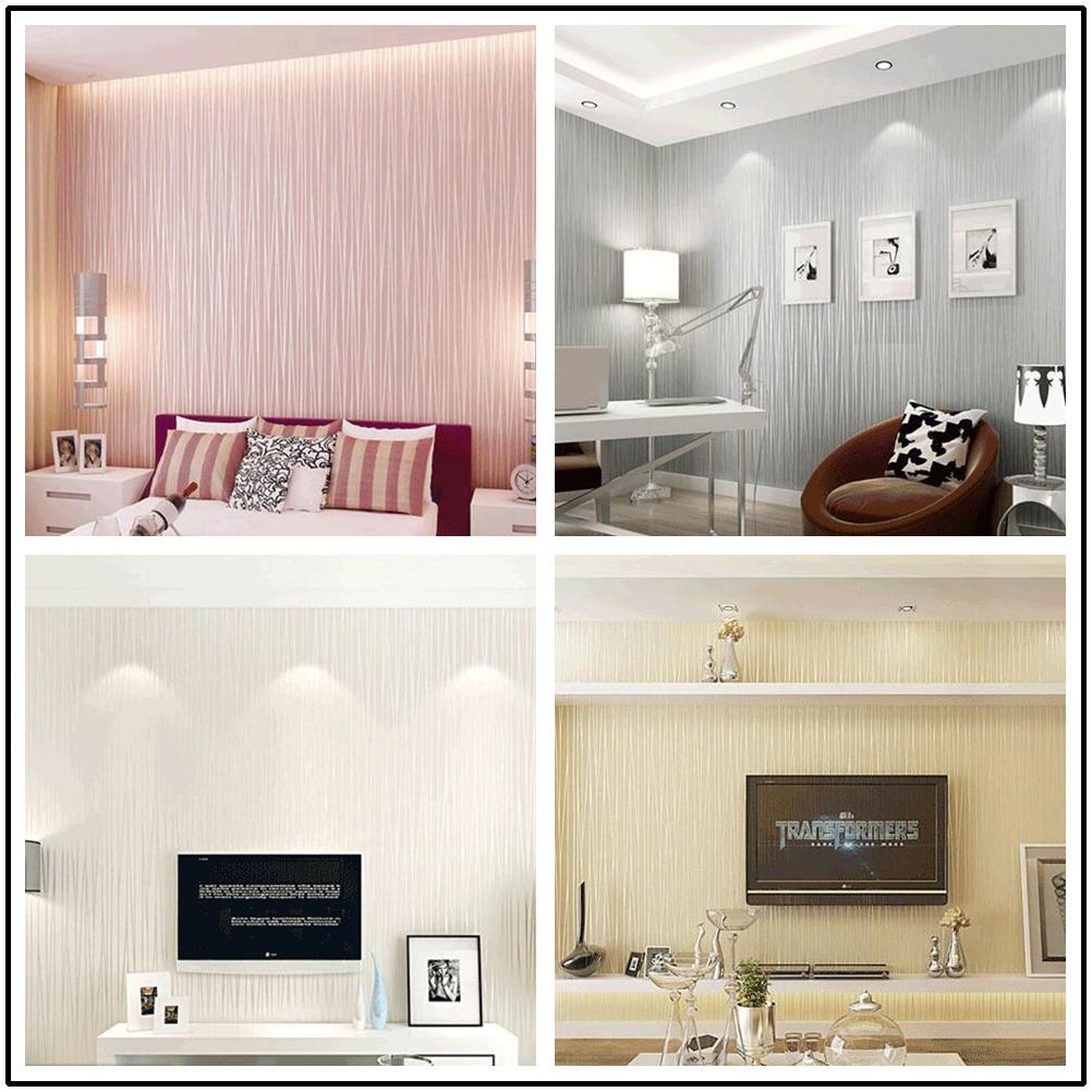 3D TV Hintergrund Tapete Nicht gewebt Wohnzimmer Dekor Tapete ...