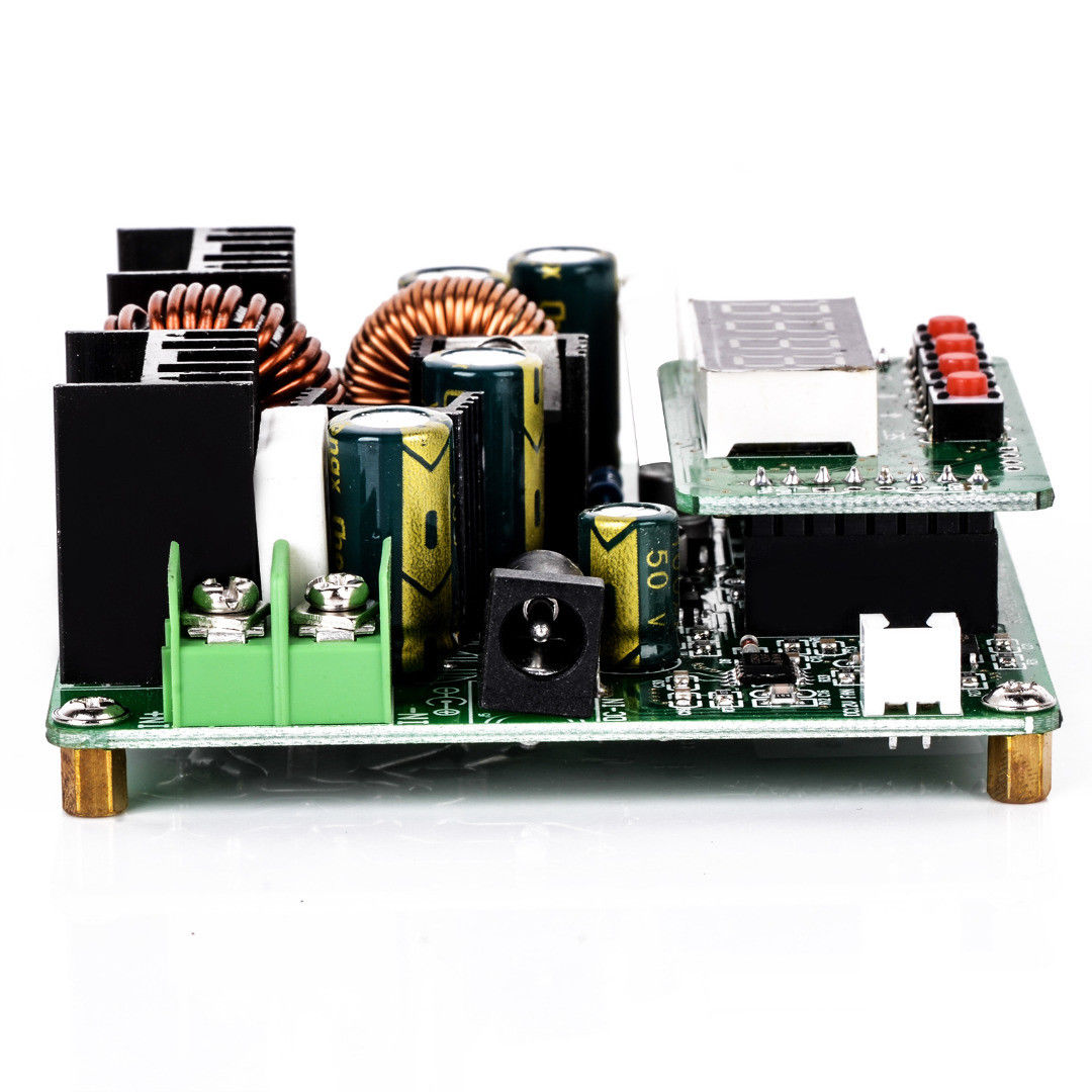 DC-DC-38V-Digital-Step-up-Step-down-Module-Boost-Buck-Converter-Solar-Charging thumbnail 6