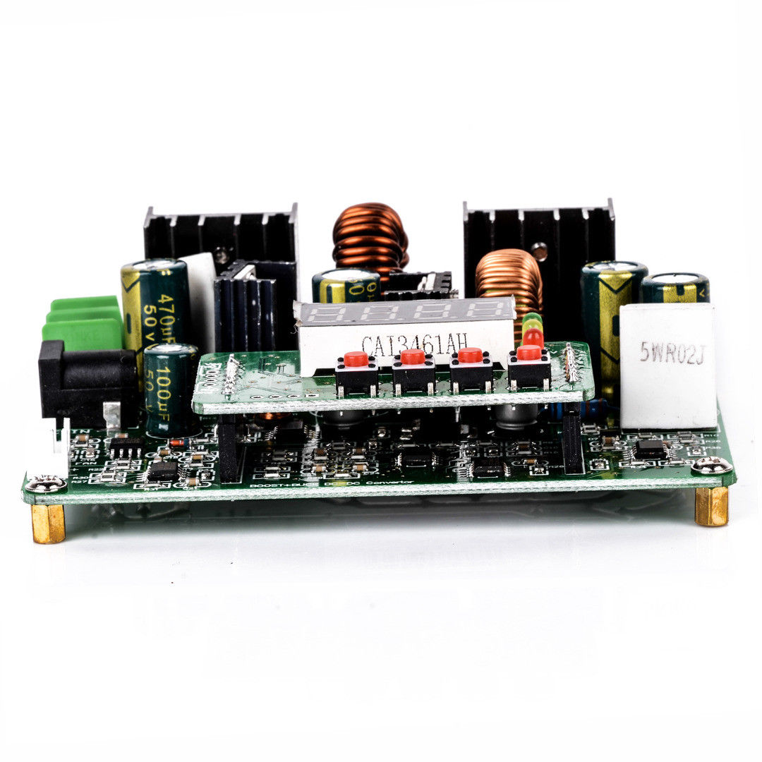 DC-DC-38V-Digital-Step-up-Step-down-Module-Boost-Buck-Converter-Solar-Charging thumbnail 5