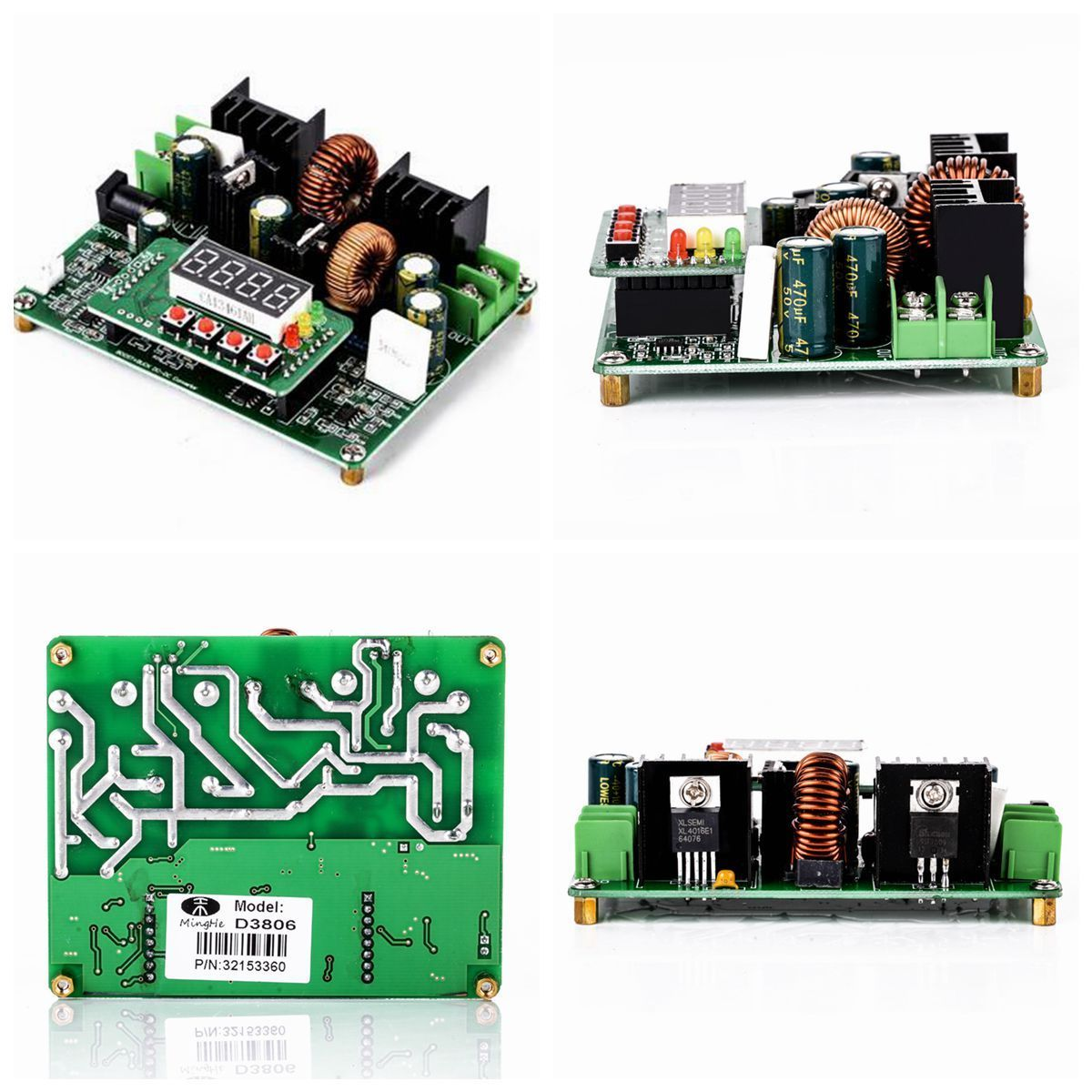 DC-DC-38V-Digital-Step-up-Step-down-Module-Boost-Buck-Converter-Solar-Charging thumbnail 9
