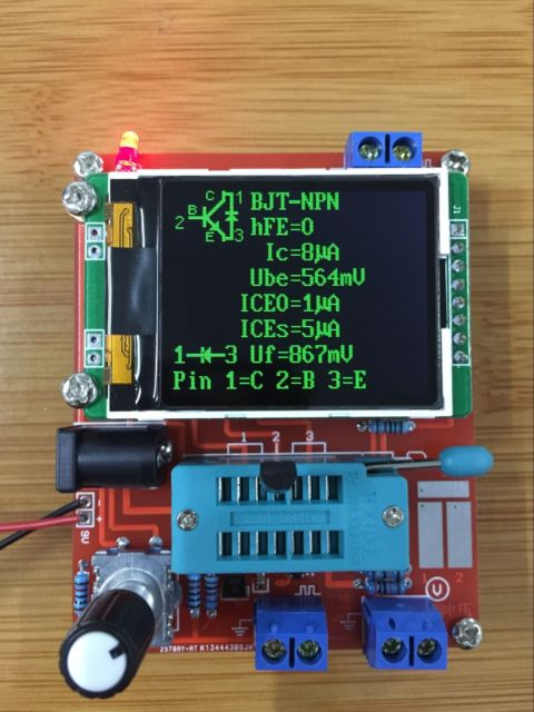 Circuit Test Transistor In Circuit By Ic 4011