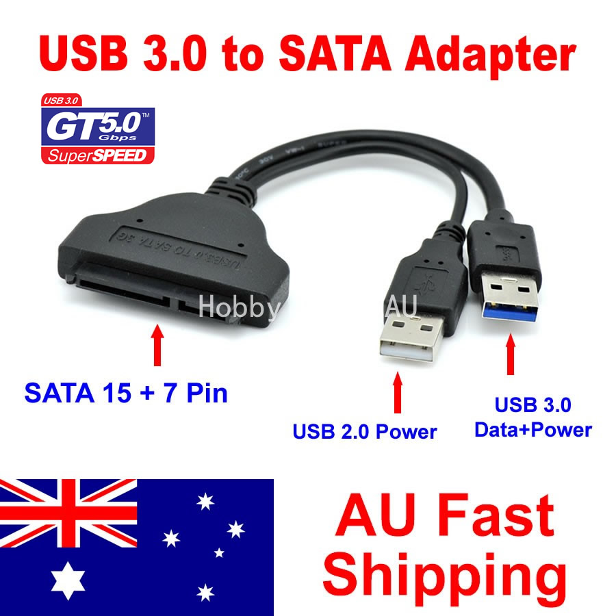 usb 3 0 to sata external converter adapter cable for 2 5