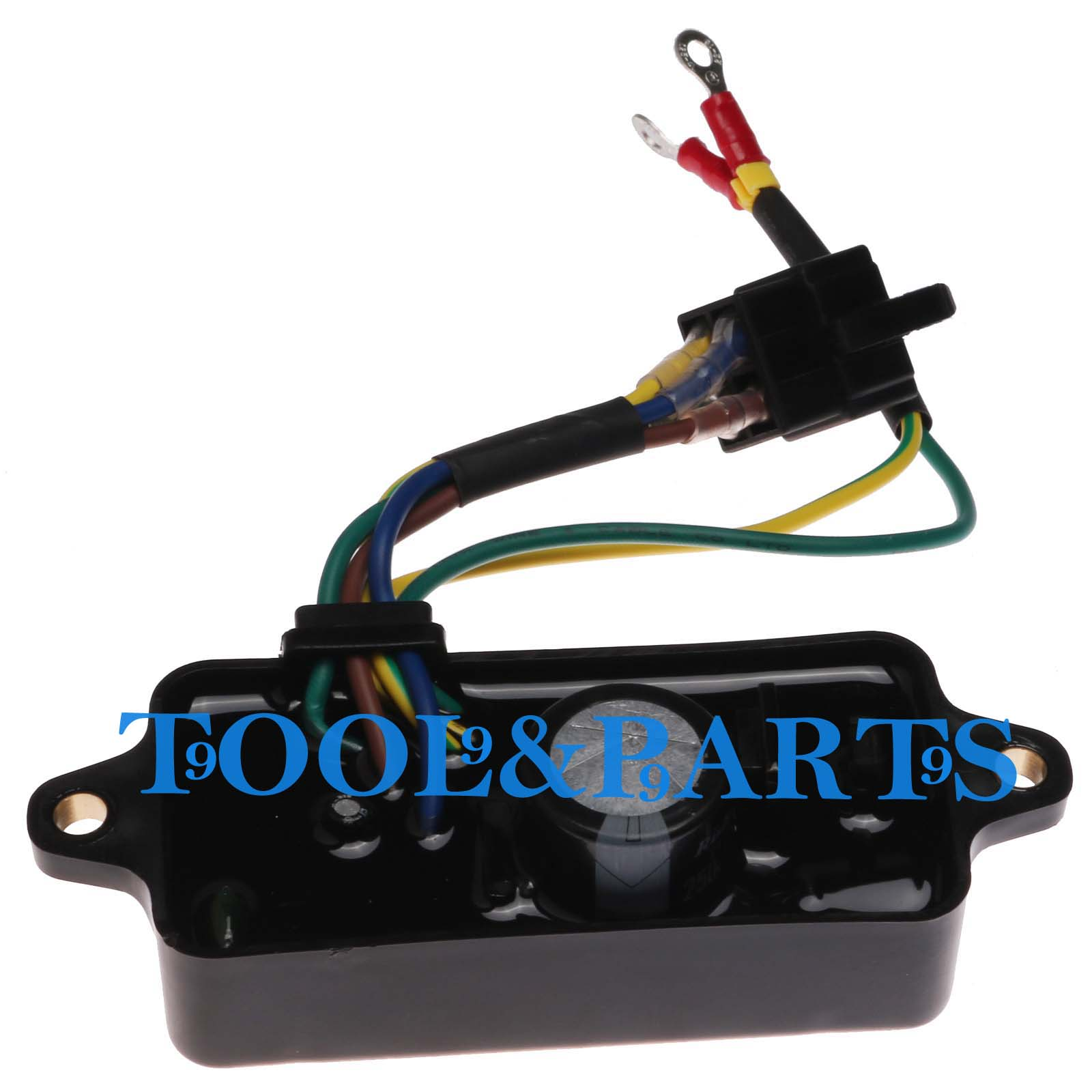 voltage regulator avr 5 5kw 6 5kw for kubota ae6500 av6500 av5500b rh ebay com Kubota Wiring Diagram PDF Kubota RTV 900 Wiring Diagram