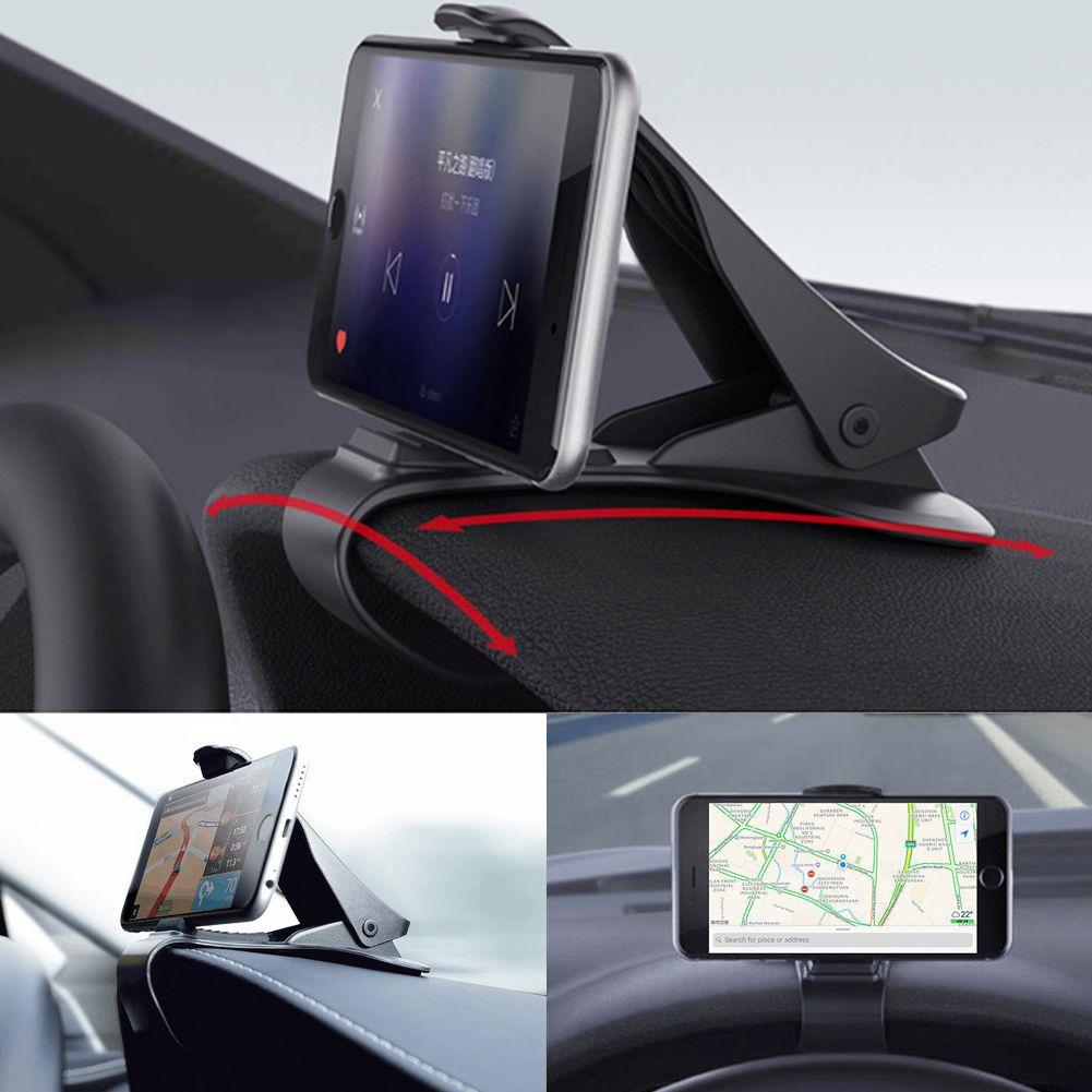 support t l phone voiture auto holder clip universel pr apple samsung gps 6 5 39 39 ebay. Black Bedroom Furniture Sets. Home Design Ideas