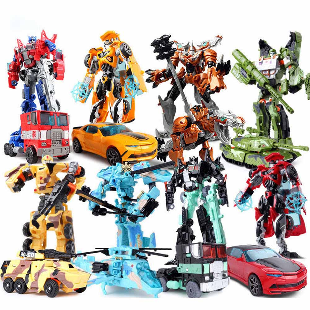 Small Toys For Boys : Transformers bumblebee optimus prime cm auto action