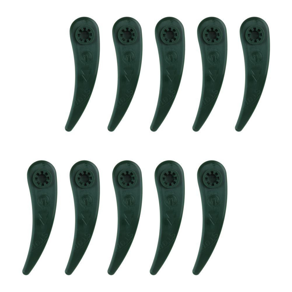 10 40pcs art23 18 li 26 18li grass strimmer trimmer durablade blades for bosch ebay. Black Bedroom Furniture Sets. Home Design Ideas