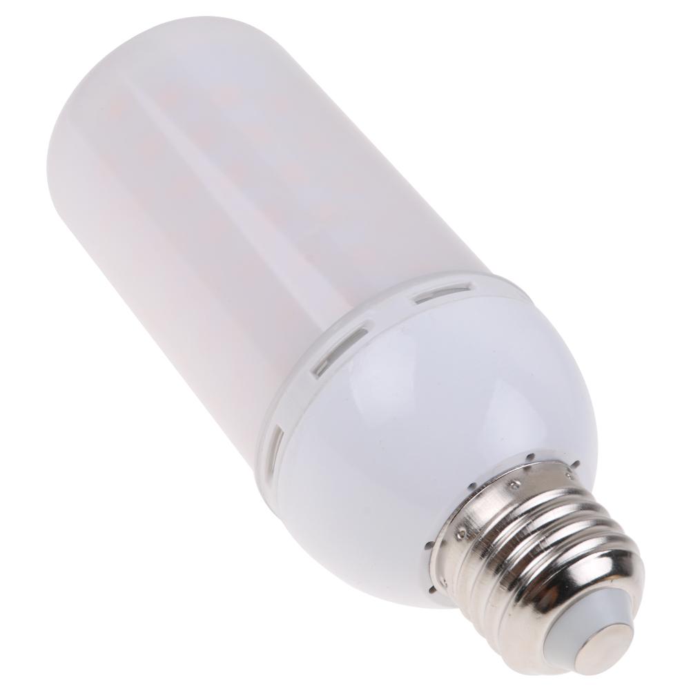 LED E27 5W Flicker Flame Fire Effect Light Bulb Warm White