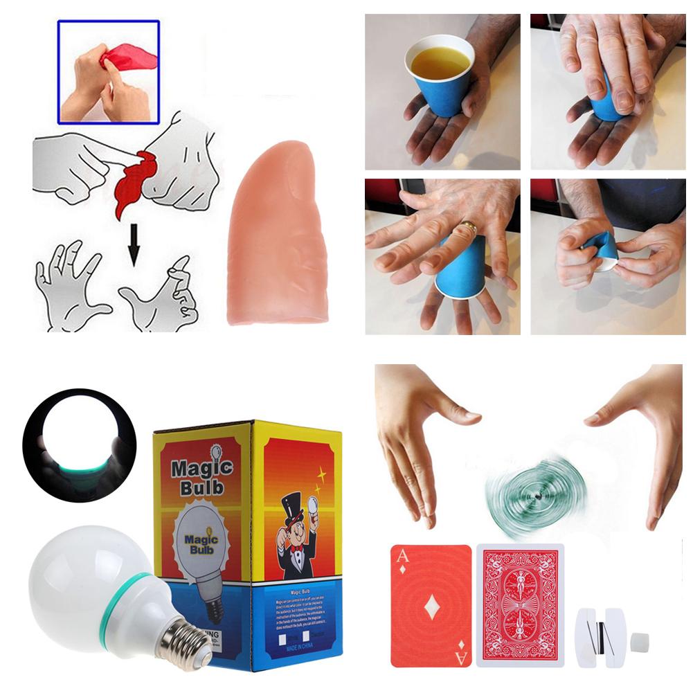 Zauberartikel & -tricks Zauber Daumen Zauberfinger Finger Magic Magie Zaubertrick Daumenspitze
