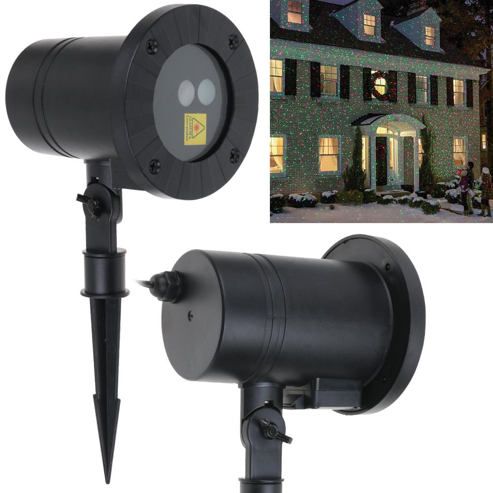 star led laser projektor lampe lichteffekt strahler. Black Bedroom Furniture Sets. Home Design Ideas