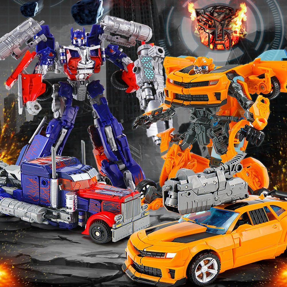 Neu transformers autobot bumblebee optimus prime