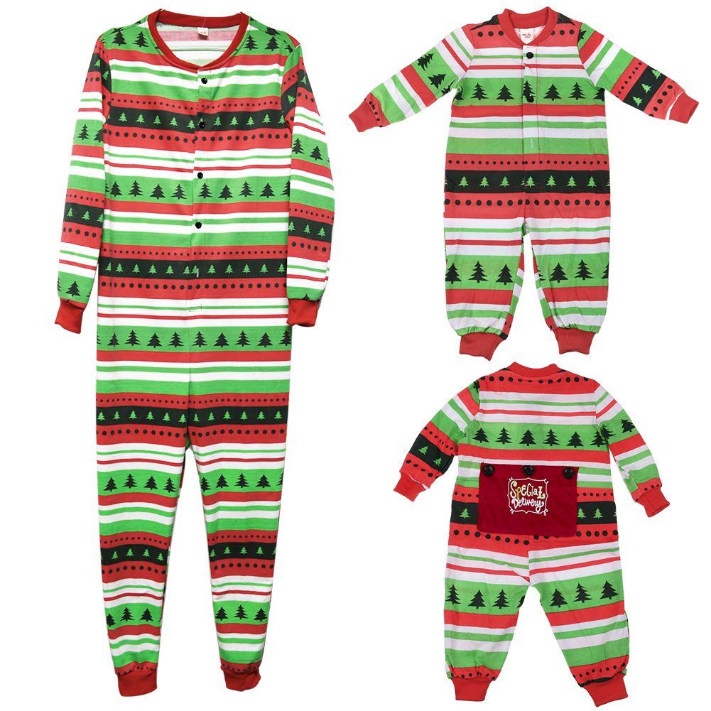familie xmas pyjama pjs erwachsene kinder weihnachten. Black Bedroom Furniture Sets. Home Design Ideas