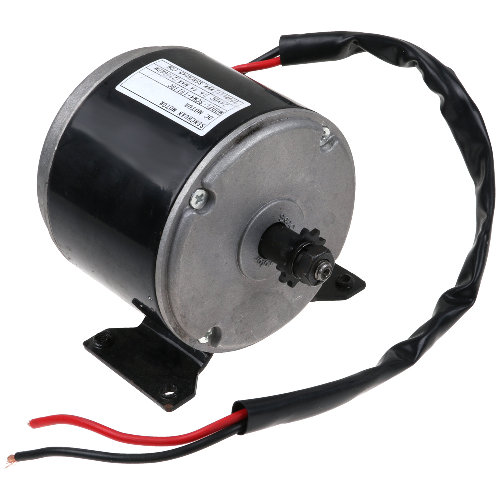 Small Electric Generator : V dc w small permanent magnet electric motor