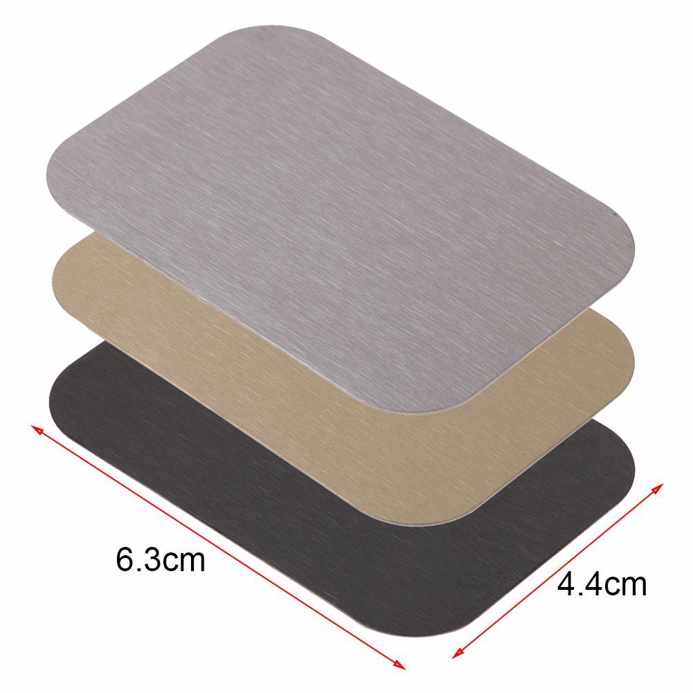 universal metal plaque adh sive pour t l phone mobile aimant mont ventous fr ebay. Black Bedroom Furniture Sets. Home Design Ideas