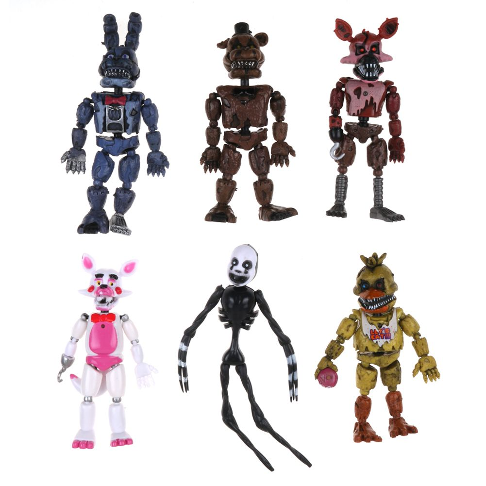 FNAF Five Nights At Freddy's Articulated Collectible