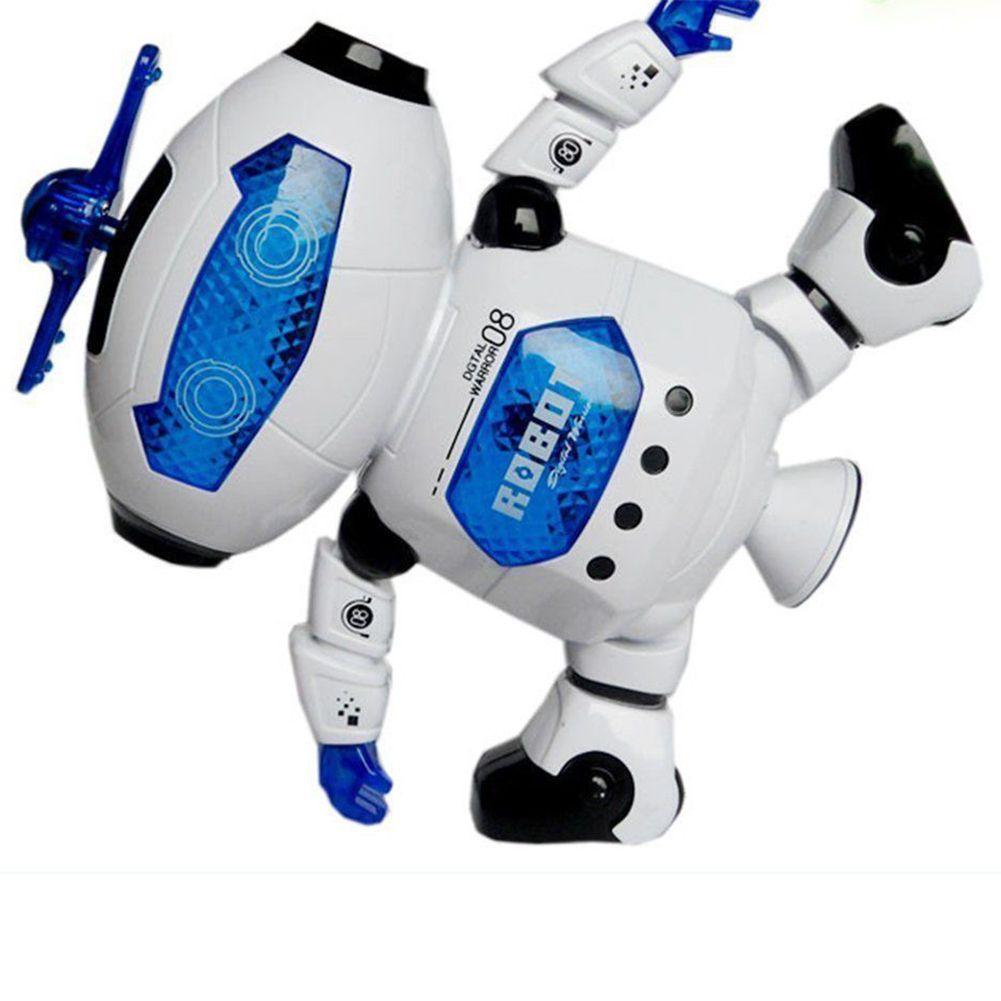 Kinderspielzeug roboter intelligente walking tanzende
