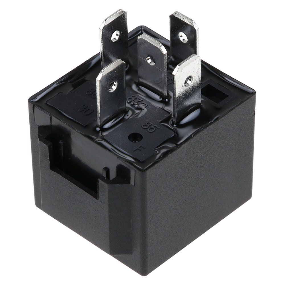 Car Auto Dc 12v Volt 30 40a Automotive 4 Pin Wire Relay Socket Prong 12 Specifications