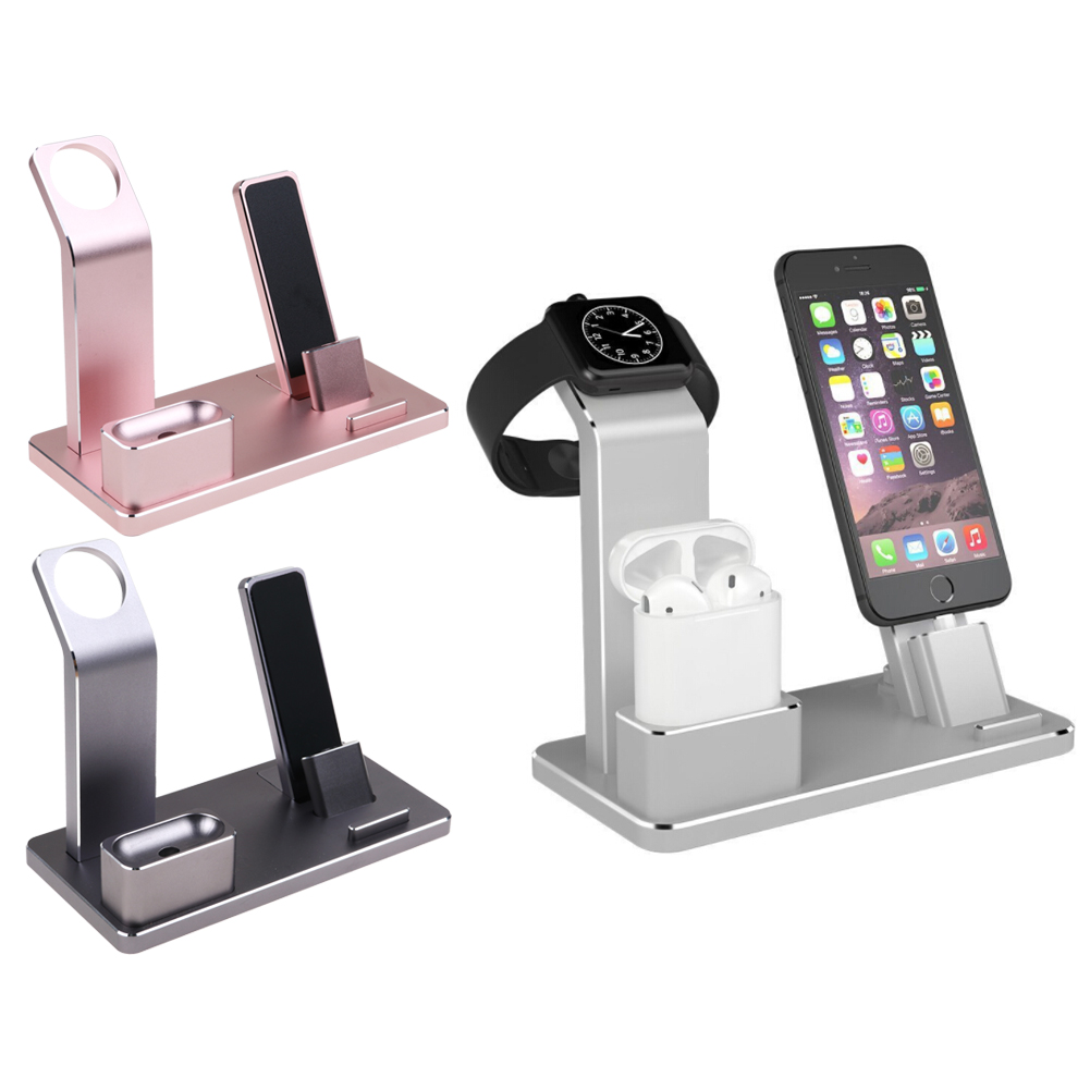 dock de chargement station chargeur support pour iwatch. Black Bedroom Furniture Sets. Home Design Ideas