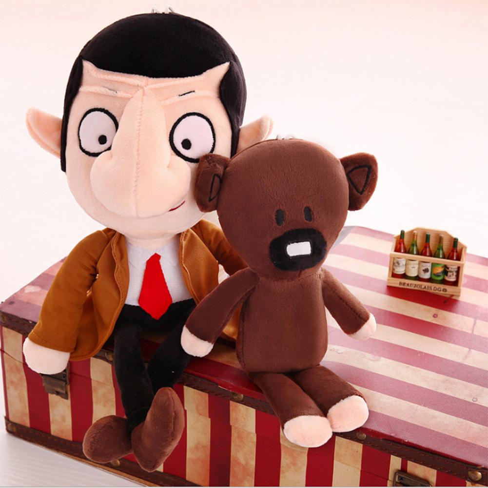 funny 11 movie mr bean teddy bear soft doll stuffed animal plush toy gift ebay. Black Bedroom Furniture Sets. Home Design Ideas