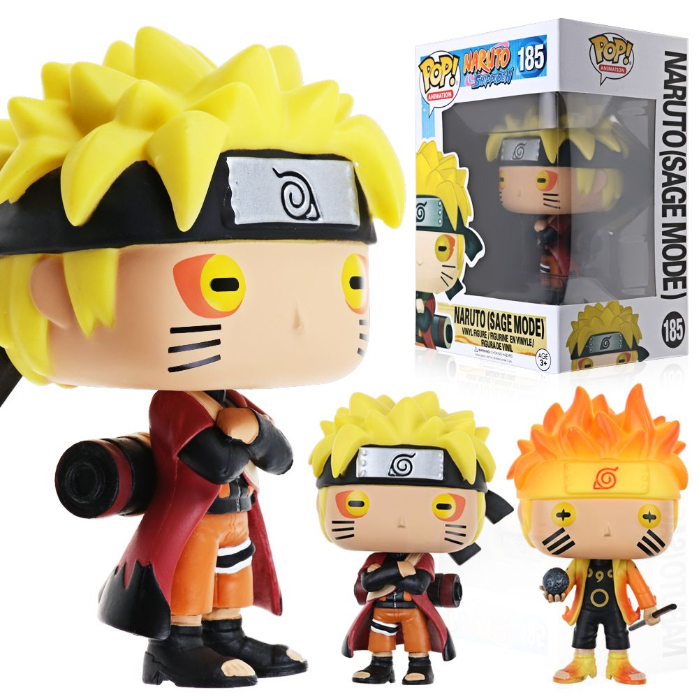 Funko Pop Naruto Six Path Sage Mode Action Figure Vinyl