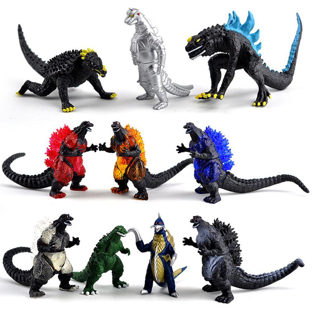 Godzilla monster toys