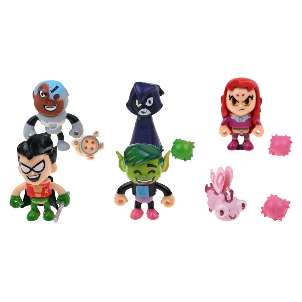 Teen Titan Character Toys : Inch teen titans go figure robin raven