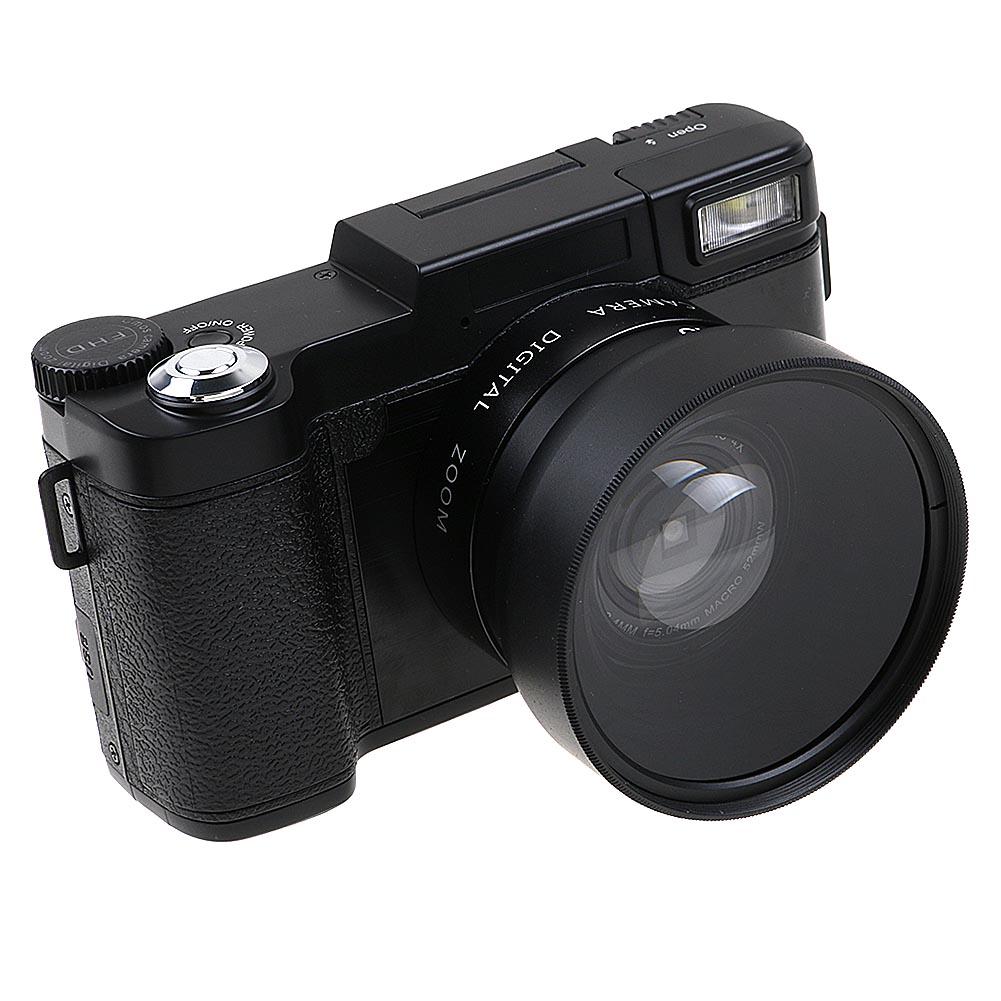 Digital Video Camera DV Full HD 1080P Professional Camcorder Vision ...