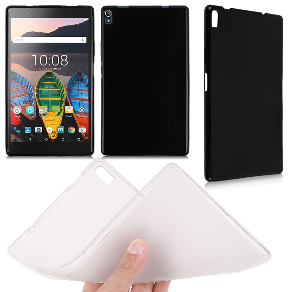 best service 103ba f1234 Details about TPU Protective Case Cover For Lenovo Tab 4 8 Plus/TB-8504F  /Tab 4 10 Plus Tablet