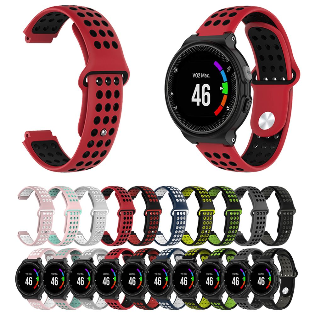 Details About Sport Wrist Band Strap Tools For Garmin Forerunner 220 230 235 620 630 735xt