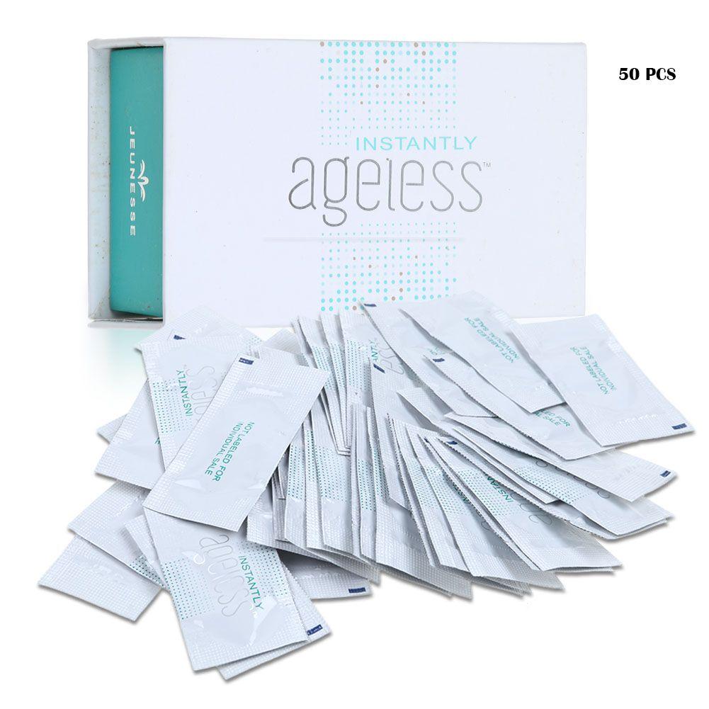 50 Sachets Jeunesse Instantly Ageless Anti Aging Wrinkle