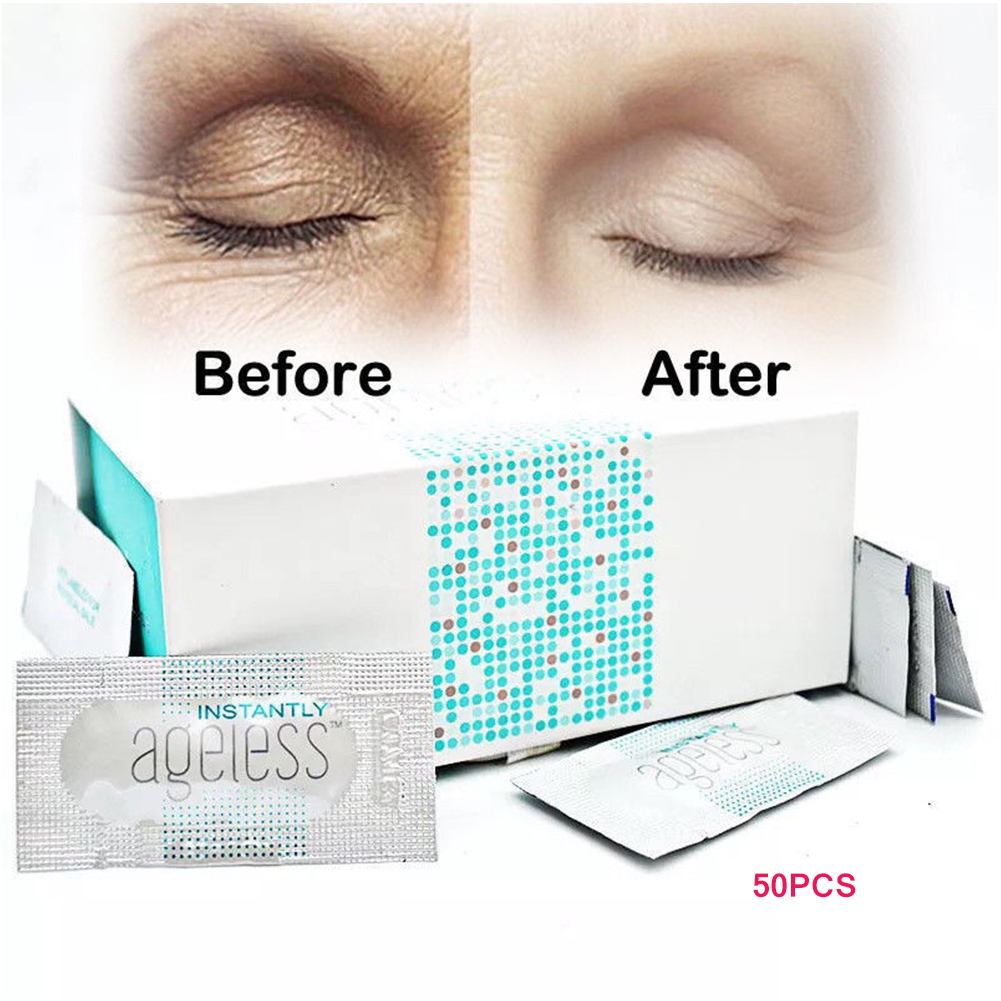 50 Sachets Jeunesse Instantly Ageless Anti Aging Wrinkle