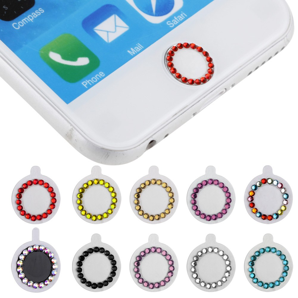 Iphone Home Button Sticker Amazon