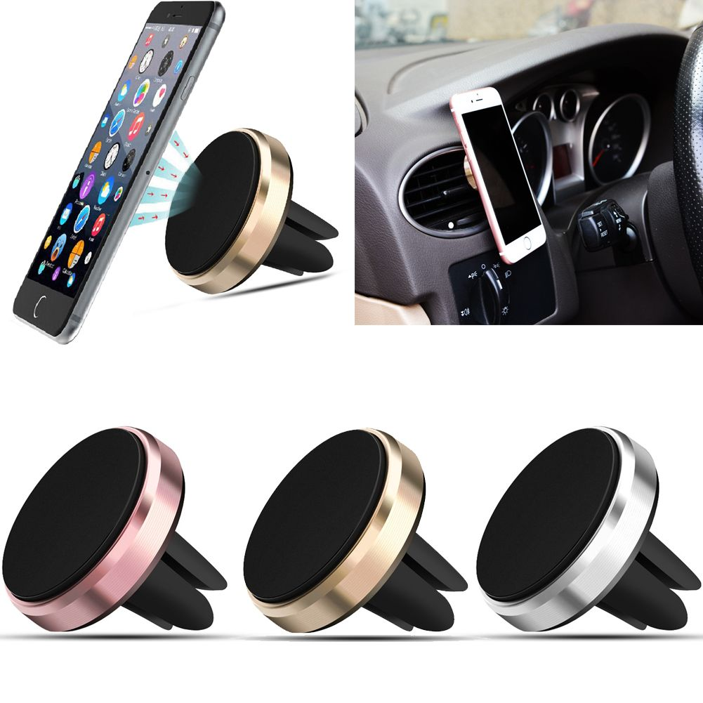 Cell phone holder for car vent amazon
