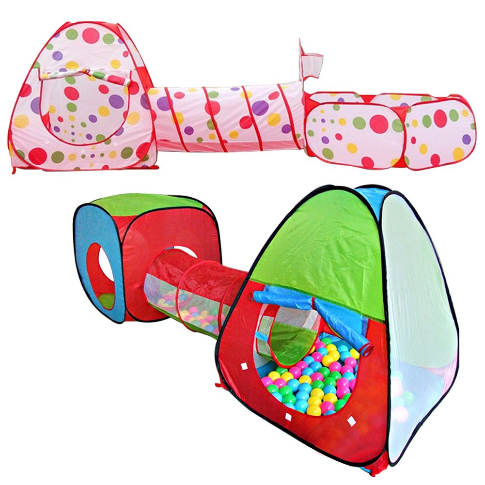 Outdoor / Indoor Kids Game Play Childrens Toy Tent Portable Ocean Ball Pit Pool  sc 1 st  eBay & Outdoor / Indoor Kids Game Play Childrens Toy Tent Portable Ocean ...