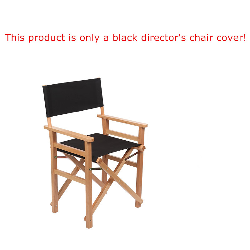 Casual Directors Chairs Cover Replacement Canvas Seat