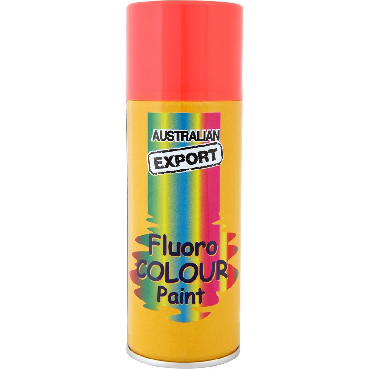 Australian Export Spray Paint Cans Fluoro Colour Paint Can +