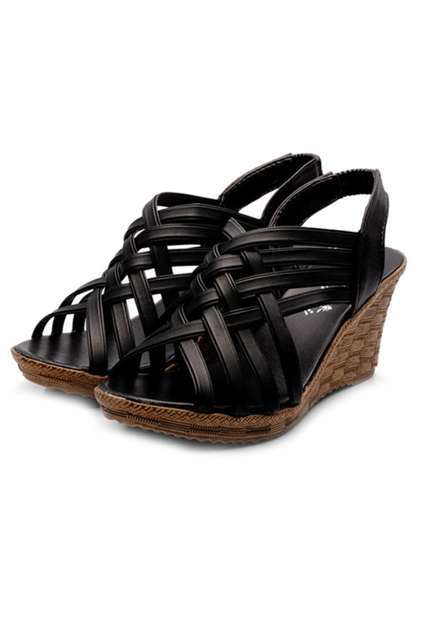Amazon Com Womens Weave Style Leather Shoes