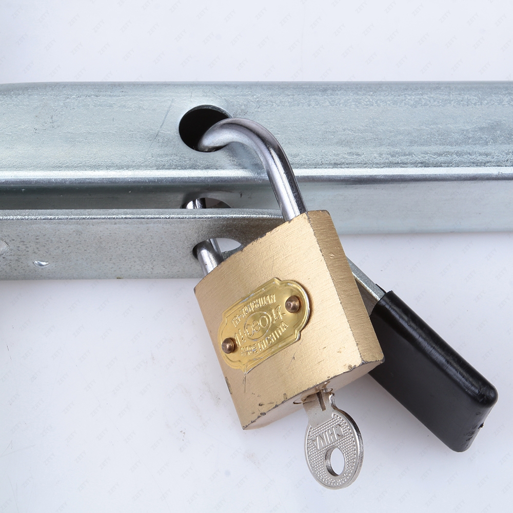 Securing Ladders To Roof Racks Locking Ladder Clamps