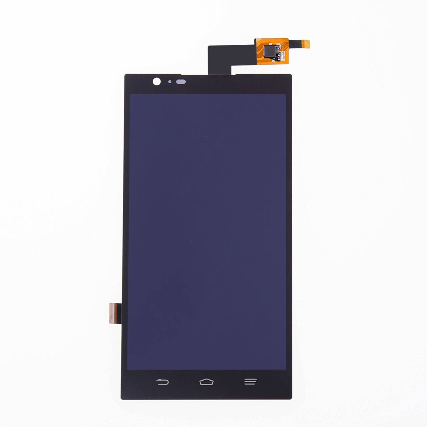 reason for zte zmax lcd screen glossy glass